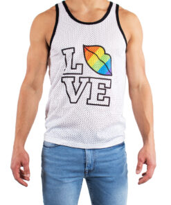 Front Tank Top Love