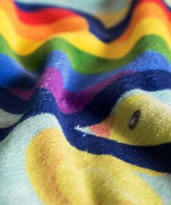 Texture Beach Towel Love is Love