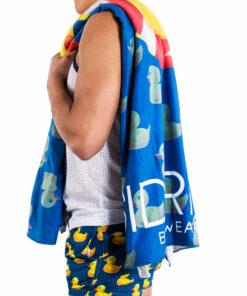 Size Beach Towel Sailor Duck