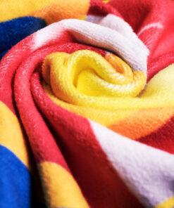 Texuture 2 Beach Towel Sailor Duck